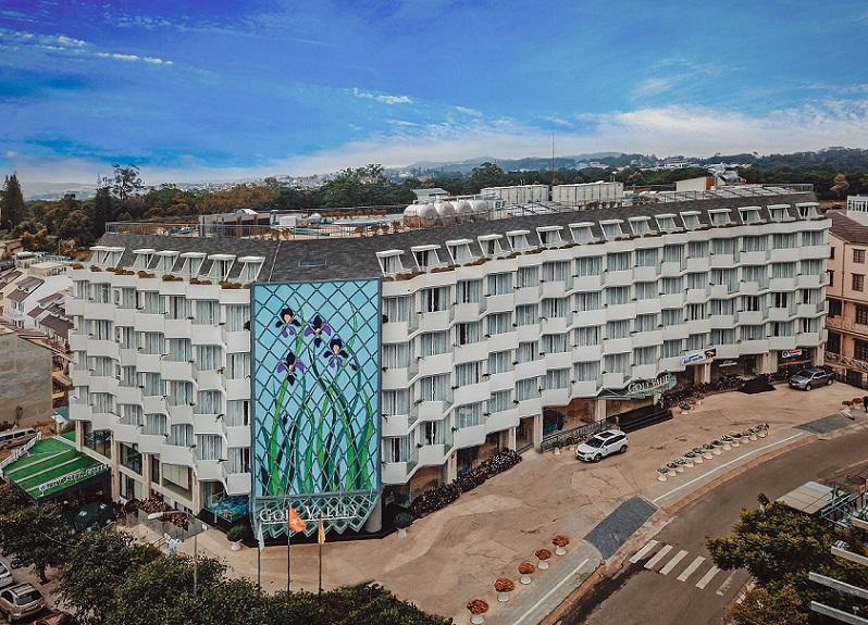 골프 밸리 달랏 호텔