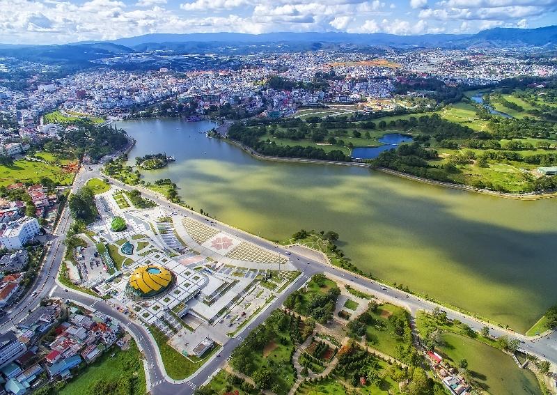 베트남 - 달랏 산업 시찰 및 2색 골프 체험