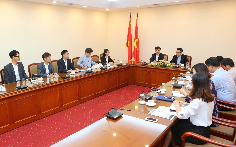 티그룹 및 VNA 베트남