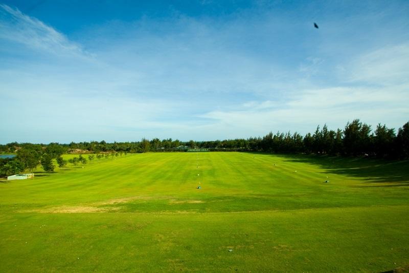 붕따우 파라다이스 골프 클럽