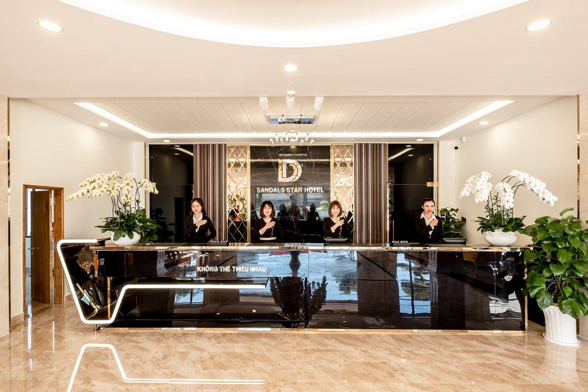 샌달스 스타 골프텔 - 달랏 1200 컨트리 클럽