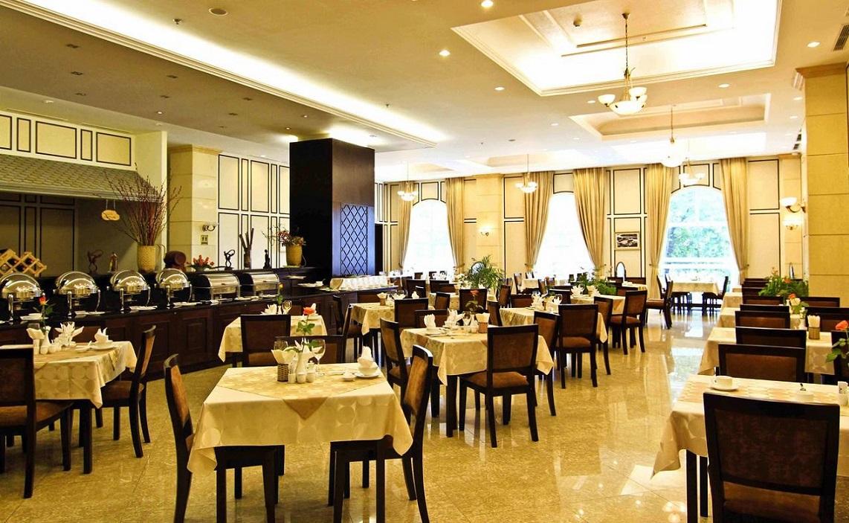 라 사피네트 달랏 호텔