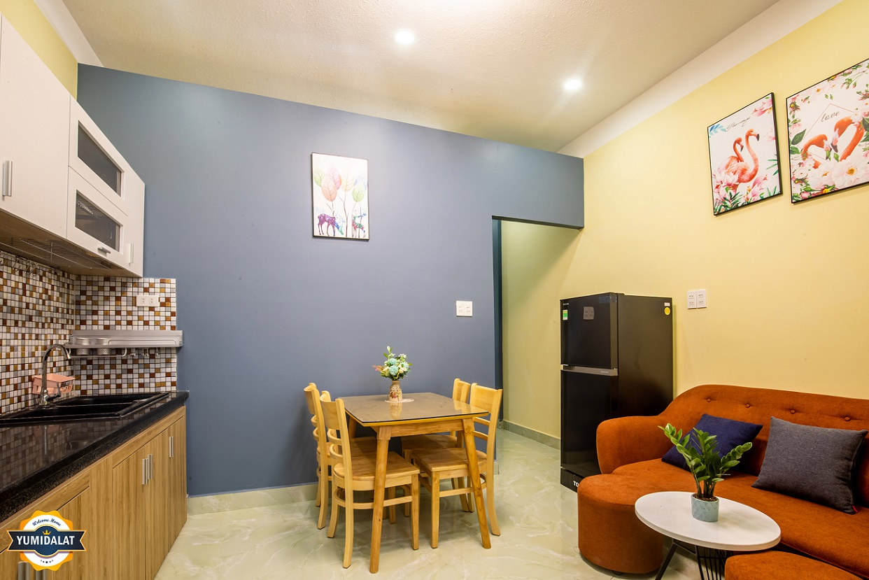 [한 달 살기] 아파트 앳 유미 빌라 달랏