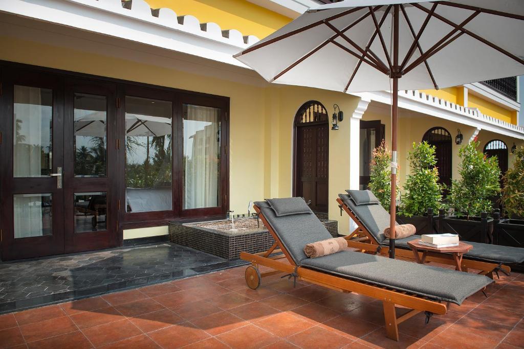 Premium Suite Terrace (Club Wing)
