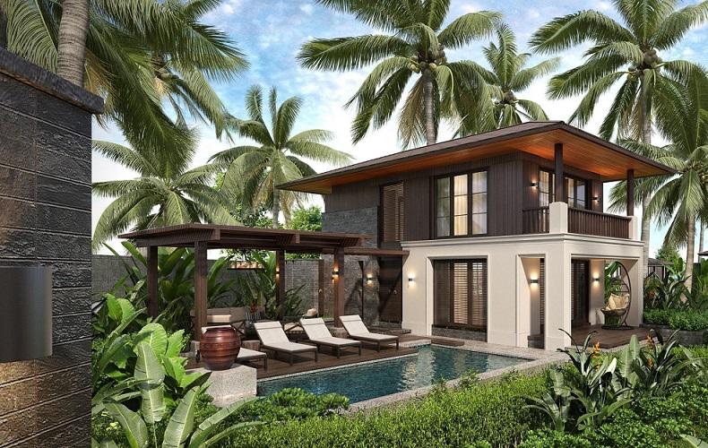 Villa Doublex Pool