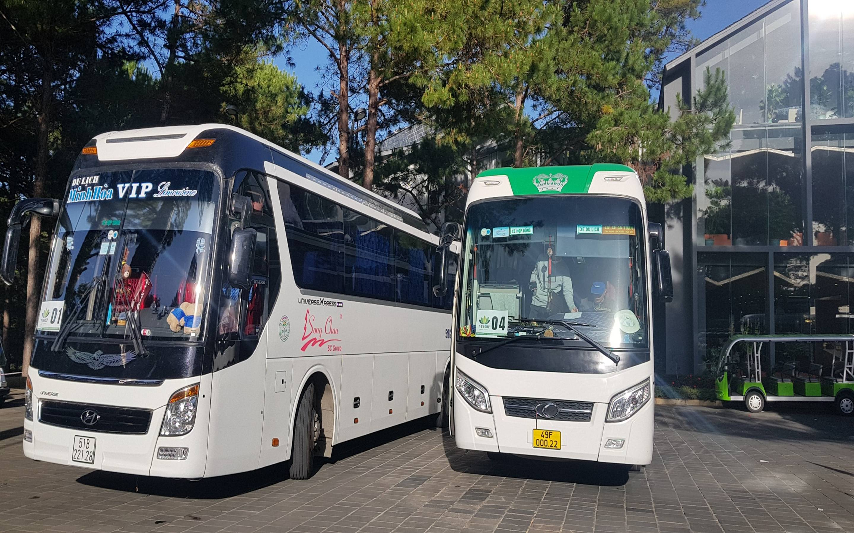 티그룹 버스